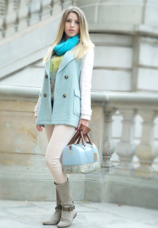 pastel-outfits-4 15 Hottest Fashion Color Trends You'll Love in 2019