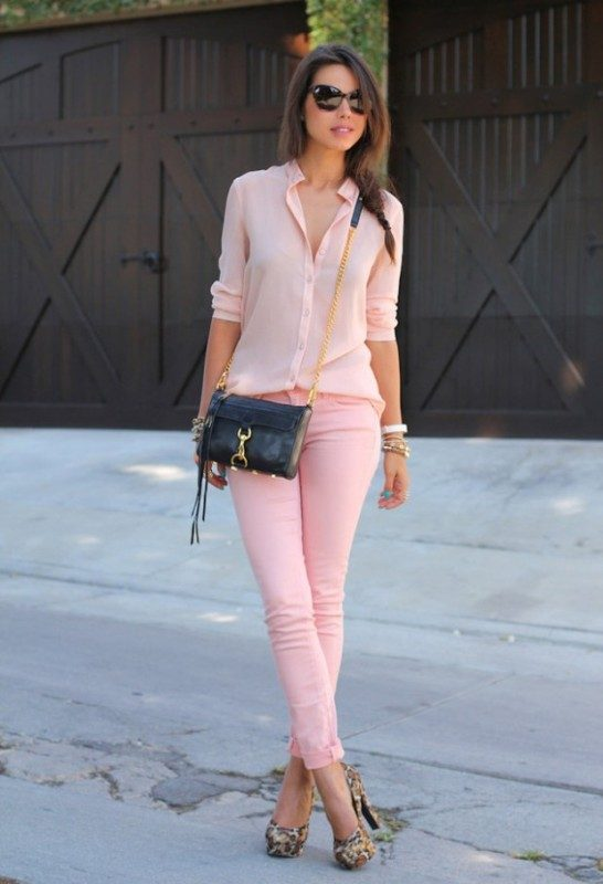 pastel-outfits-5 15 Hottest Fashion Color Trends You'll Love in 2019