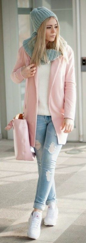 pastel-outfits 15 Hottest Fashion Color Trends You'll Love in 2019