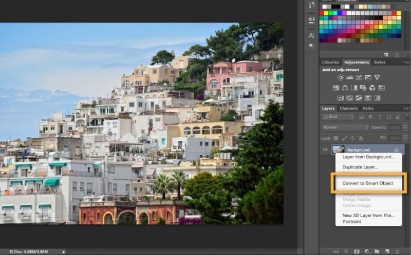 photo-to-painting_step-2 How to Easily & Quickly Turn a Photo into a Painting