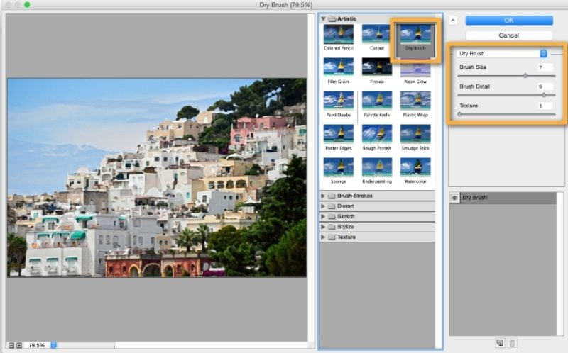 photo-to-painting_step-4 How to Easily & Quickly Turn a Photo into a Painting
