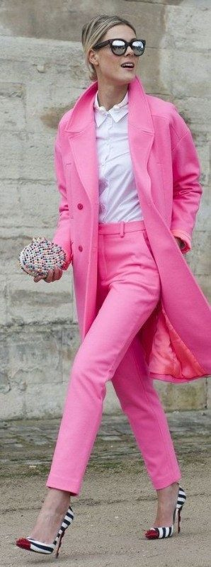 pink-and-fuchsia-2 15 Hottest Fashion Color Trends You'll Love in 2019