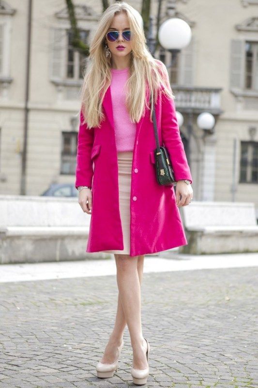pink-and-fuchsia-8 15 Hottest Fashion Color Trends You'll Love in 2019