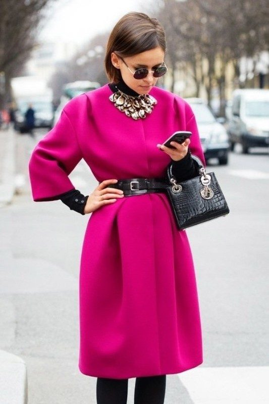 pink-and-fuchsia-9 15 Hottest Fashion Color Trends You'll Love in 2019
