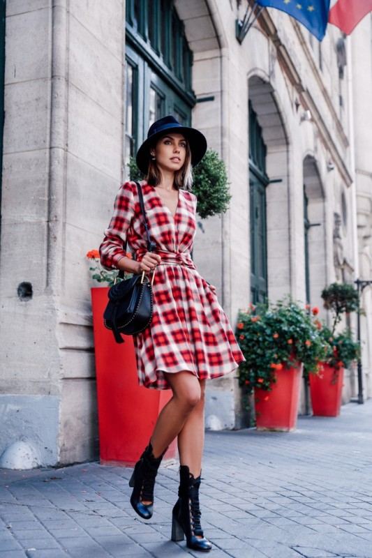plaids-and-checks-1 14 Latest Print Trends for Women in 2017