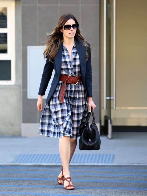 plaids-and-checks-6 14 Latest Print Trends for Women in 2017