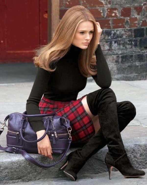 plaids-and-checks-7 14+ Latest Print Trends for Women in 2020