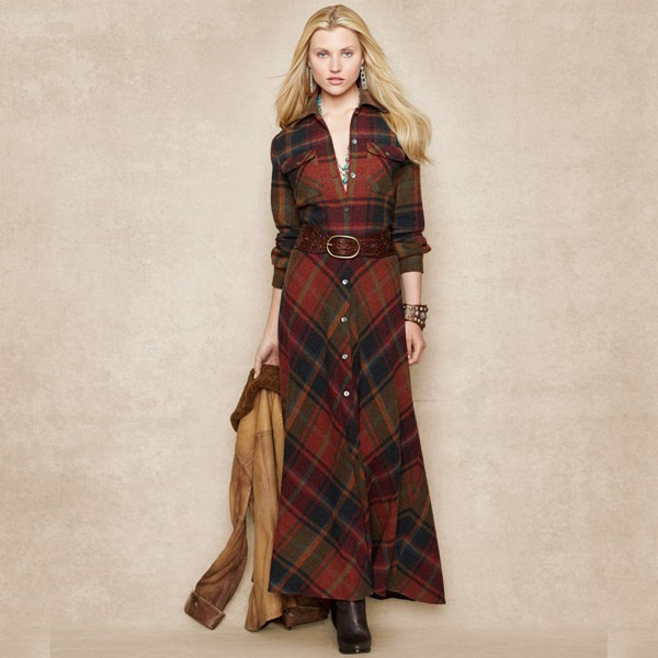 plaids-and-checks-9 14+ Latest Print Trends for Women in 2020