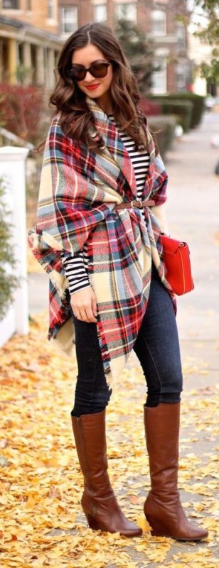 plaids-and-checks 14+ Latest Print Trends for Women in 2020
