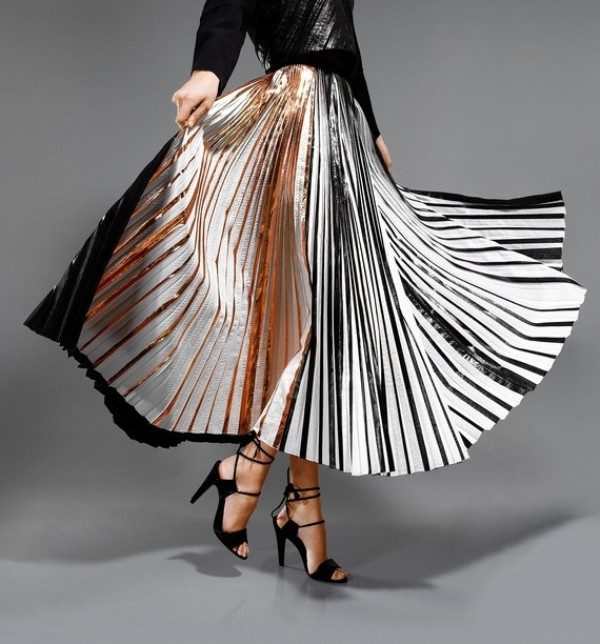 pleated-skirts-and-dresses-2017-4 36+ Hottest Fashion Trends You Need to Know