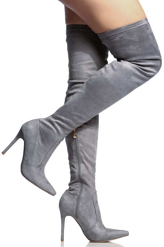 pointy-toes-5-1 24+ Most Stylish Boot Trends for Women in 2020