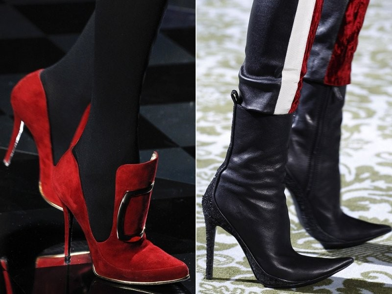 pointy-toes-6 28 Catchiest Women's Shoe Trends to Expect in 2017