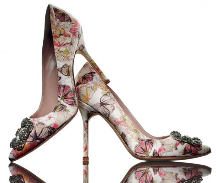 printed-shoes-4 28 Catchiest Women's Shoe Trends to Expect in 2017