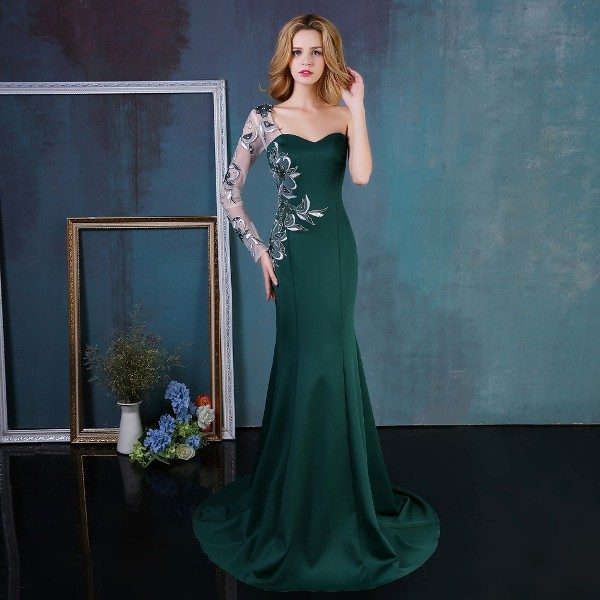 satin-dress-2 36+ Hottest Fashion Trends You Need to Know
