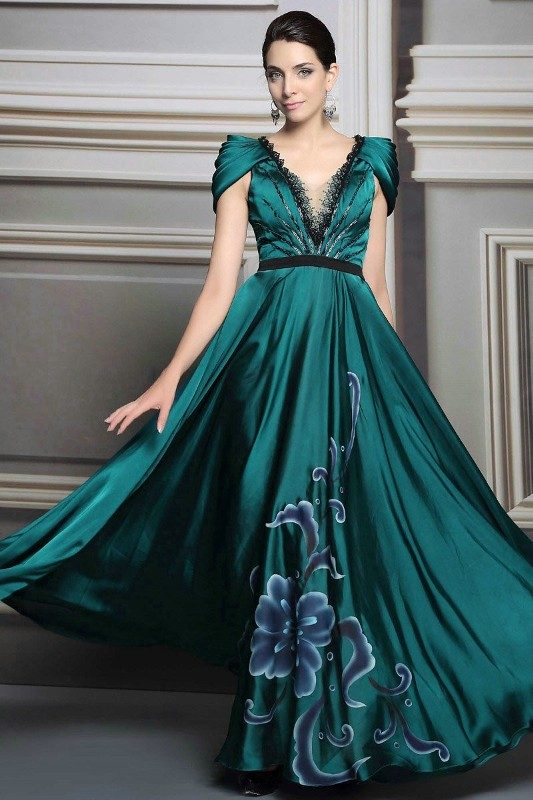 satin-dress 36+ Hottest Fashion Trends You Need to Know