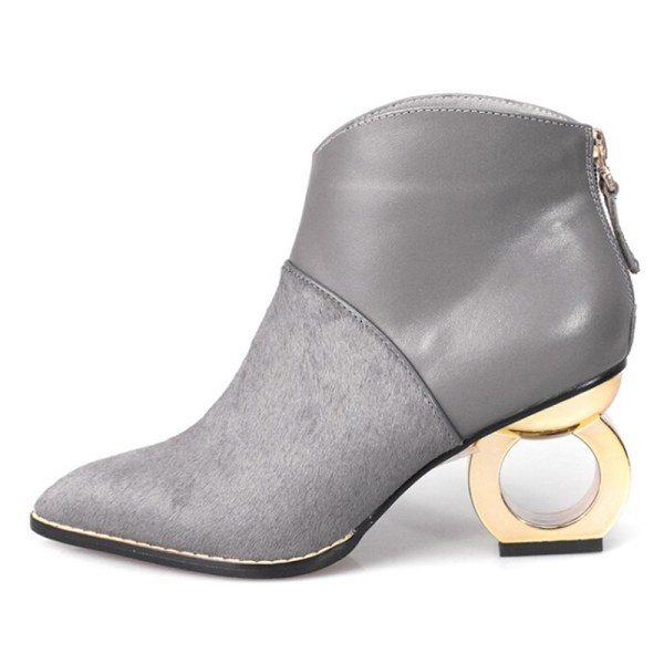 sculptured-heels-1 24+ Most Stylish Boot Trends for Women in 2020