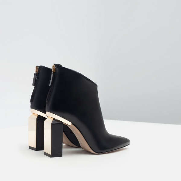sculptured-heels-4 24+ Most Stylish Boot Trends for Women in 2020