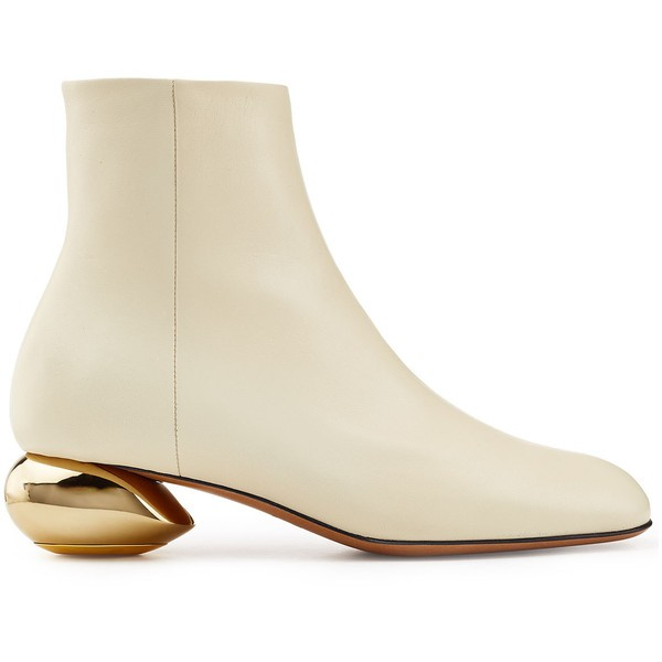 sculptured-heels 24+ Most Stylish Boot Trends for Women in 2020