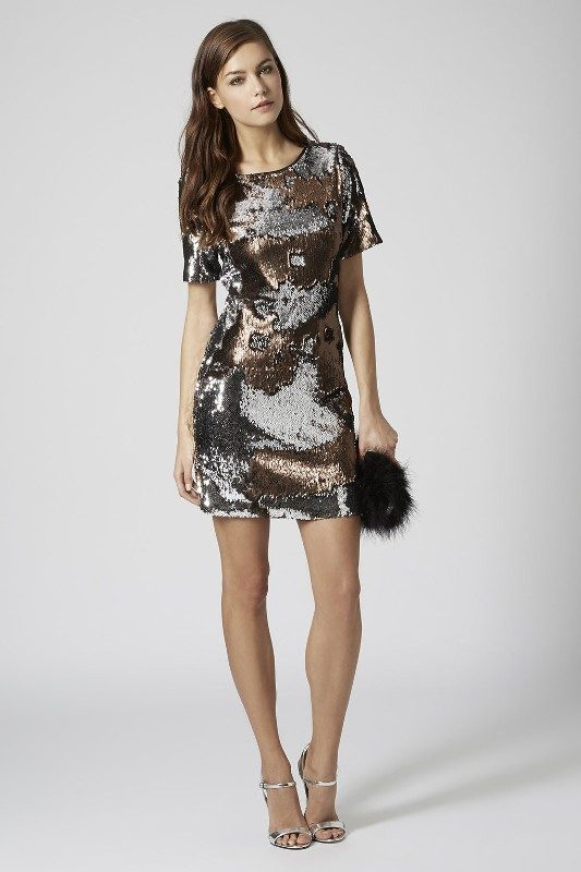 sequined-outfits-2 36+ Hottest Fashion Trends You Need to Know