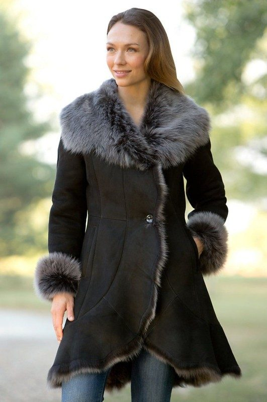 shearling-coats-and-jackets-2 36+ Hottest Fashion Trends You Need to Know