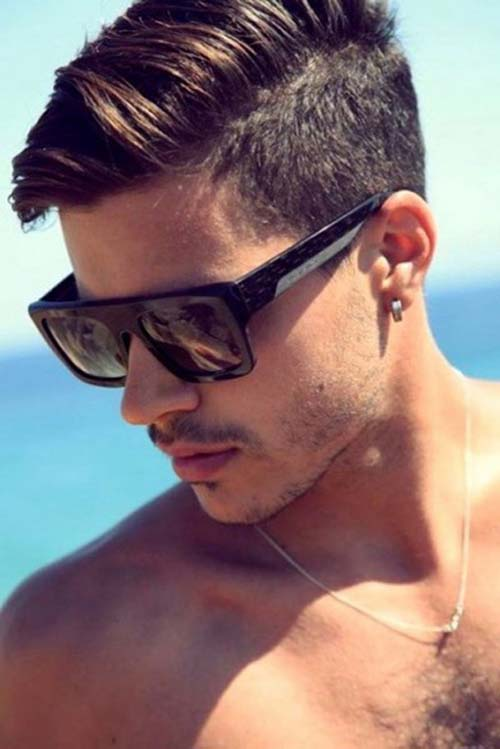 short-hairstyles-men 6 Hottest Hairstyles for Men in 2018