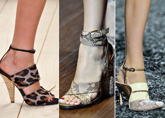 spring_summer_2015_shoe_trends_reptile_skin_shoes 5 Upcoming Shoes Trends for Women in 2020