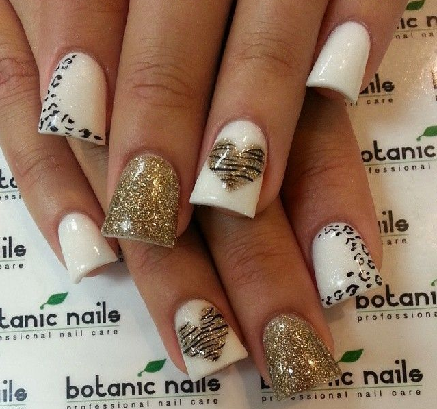 sss 6 Most Stylish Leopard and Cheetah Nail Designs