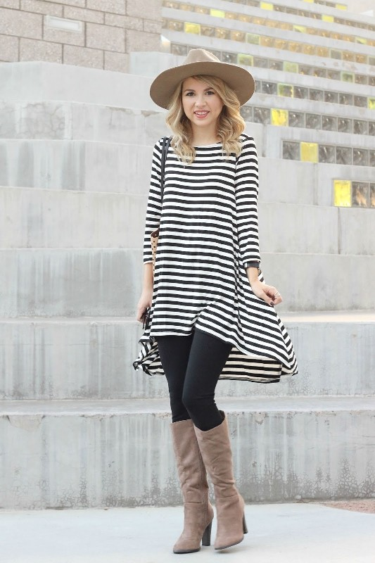 stripes-6 14+ Latest Print Trends for Women in 2020