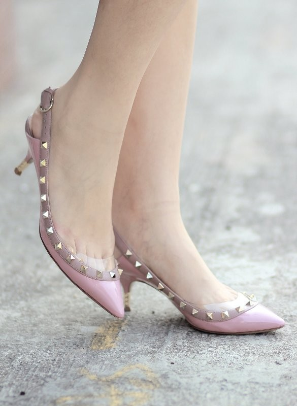 studded-shoes-2 28+ Catchiest Women's Shoe Trends to Expect in 2018