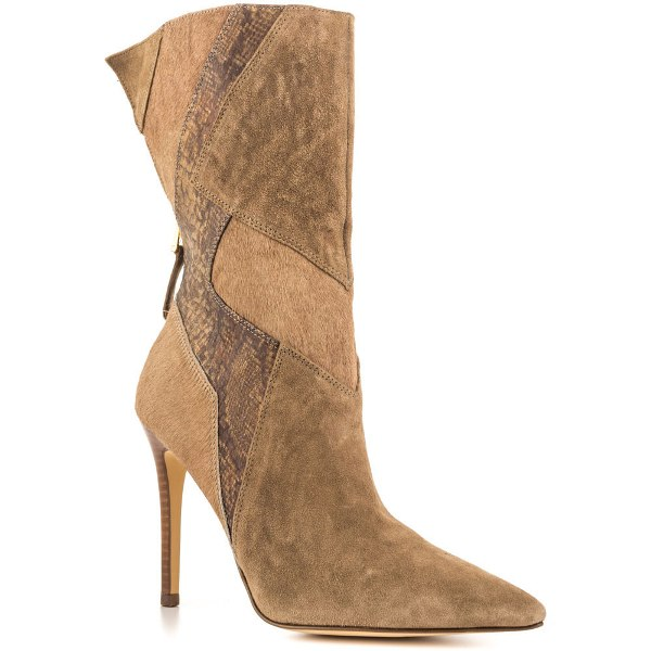 suede-and-velvet-3 24+ Most Stylish Boot Trends for Women in 2020