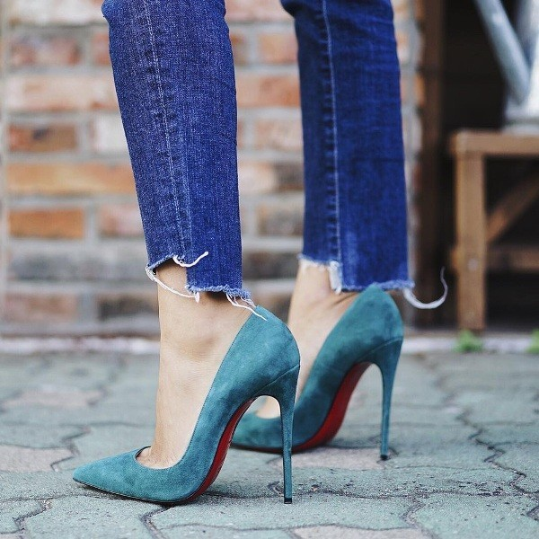 suede-shoes-3 28+ Catchiest Women's Shoe Trends to Expect in 2018