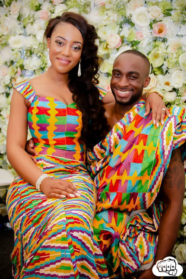 traditional-ghanaian-wedding-4 25+ Women Engagement Outfit Ideas Coming in 2018