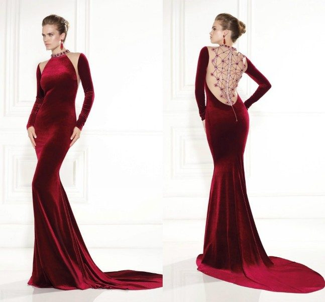 velvet-dresses-1 36+ Hottest Fashion Trends You Need to Know