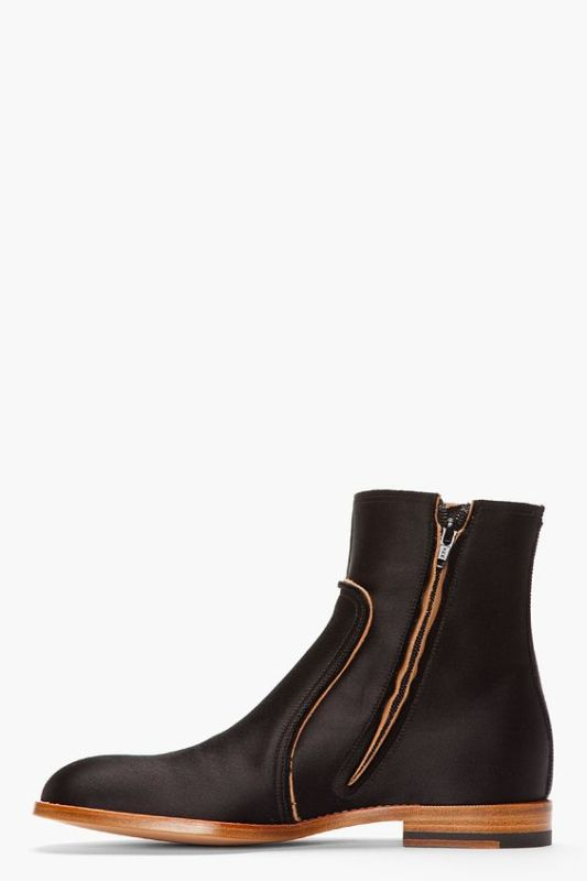 wooden-heels-1-1 24+ Most Stylish Boot Trends for Women in 2018