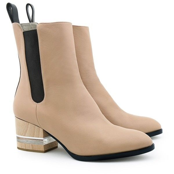 wooden-heels-2-1 24+ Most Stylish Boot Trends for Women in 2020