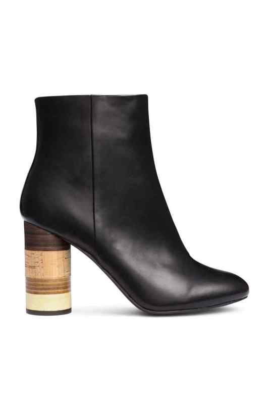 wooden-heels-3 24+ Most Stylish Boot Trends for Women in 2020