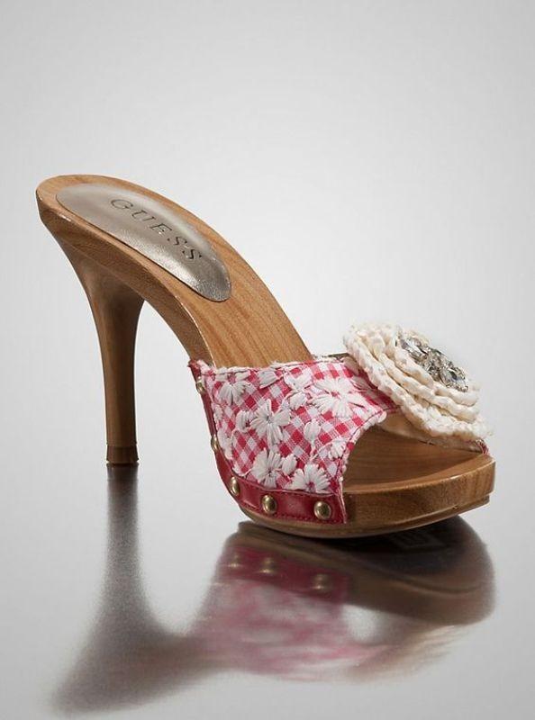 wooden-heels 28+ Catchiest Women's Shoe Trends to Expect in 2020