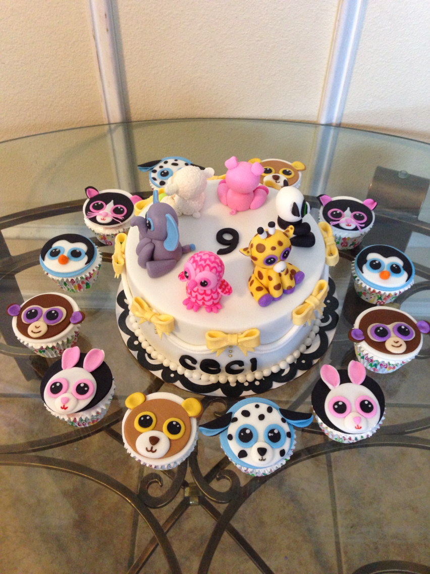 2496be8317db82169d8f3ec8df54a32f 4 Most Creative Beanie Boo Birthday Party Ideas