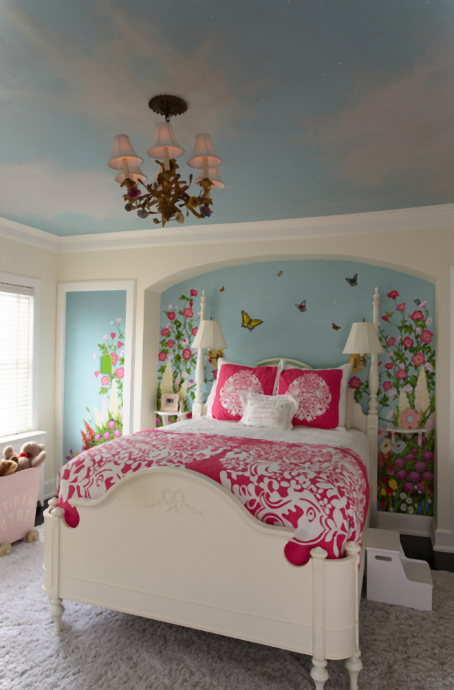 3c038346d5ca26f04b078f76859f18e2 +25 Marvelous Kids' Rooms Ceiling Designs Ideas