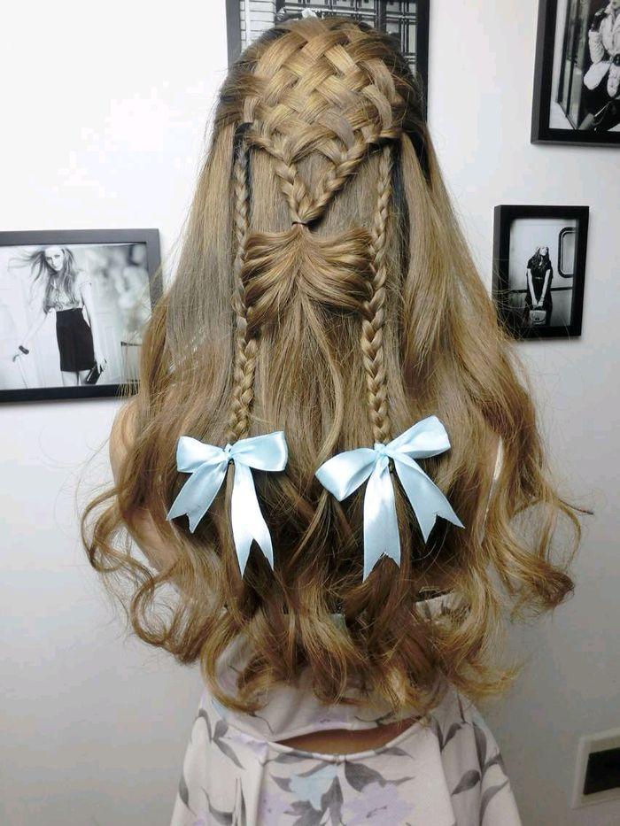 72d6e779bdbb9800344f11b5bd2a2319 Most Trendy Classic Prom Hairstyles of Long Hairs