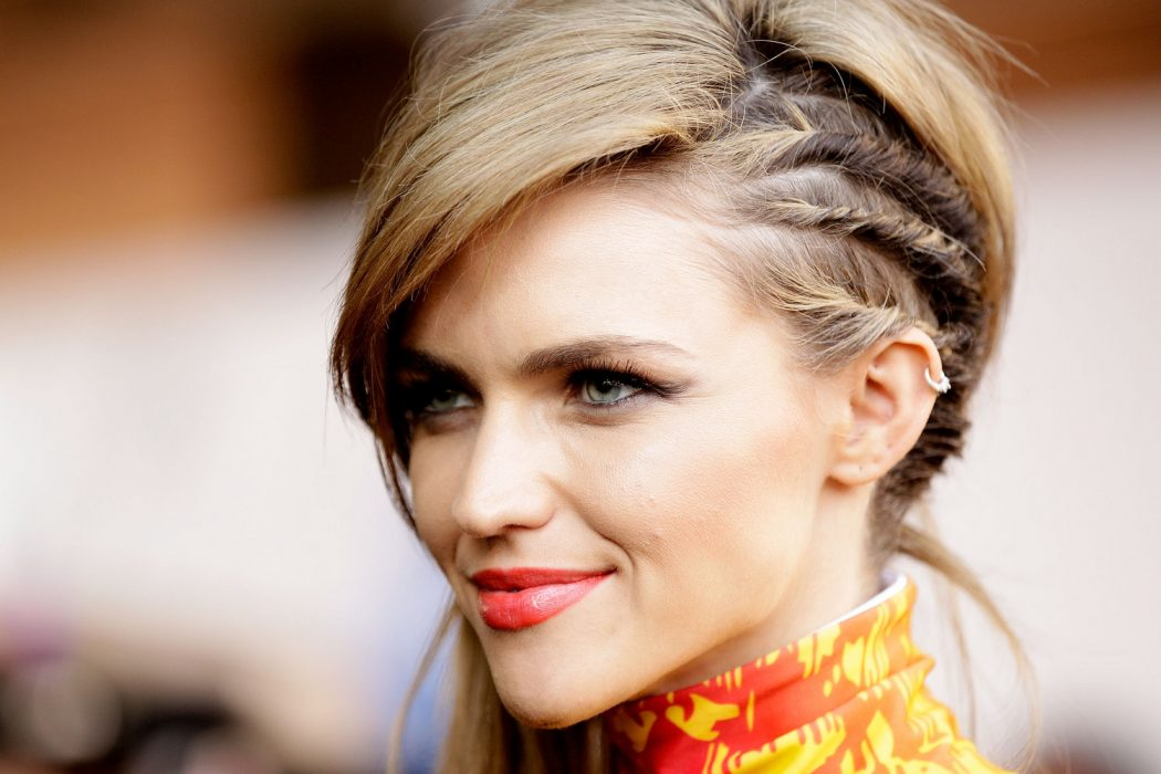BraidedHairstylesCornrows Most Trendy Classic Prom Hairstyles of Long Hairs