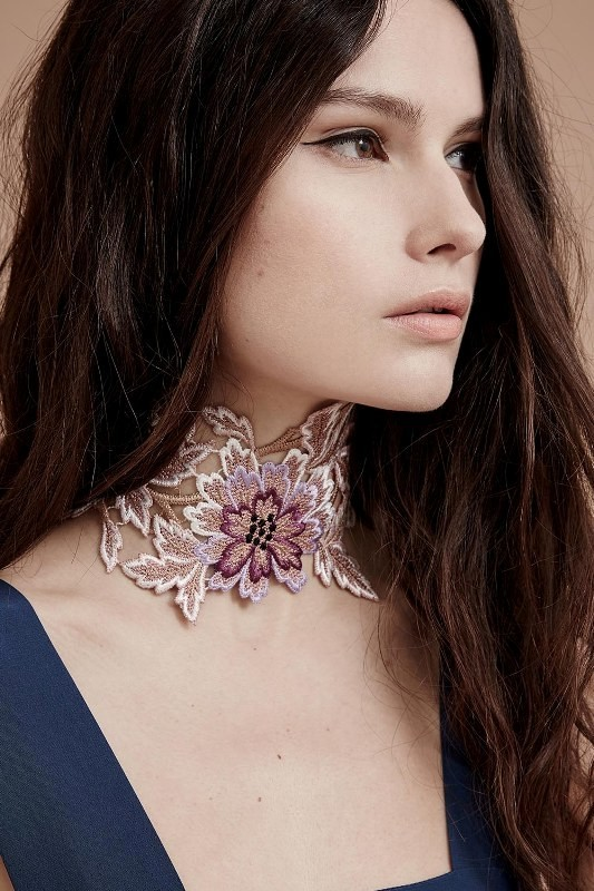 Chokers-2 23+ Most Breathtaking Jewelry Trends in 2021 - 2022