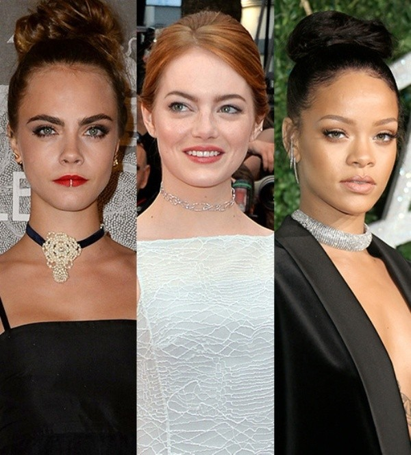 Chokers-7 12 Outdated Fashion Trends Coming Back in 2020