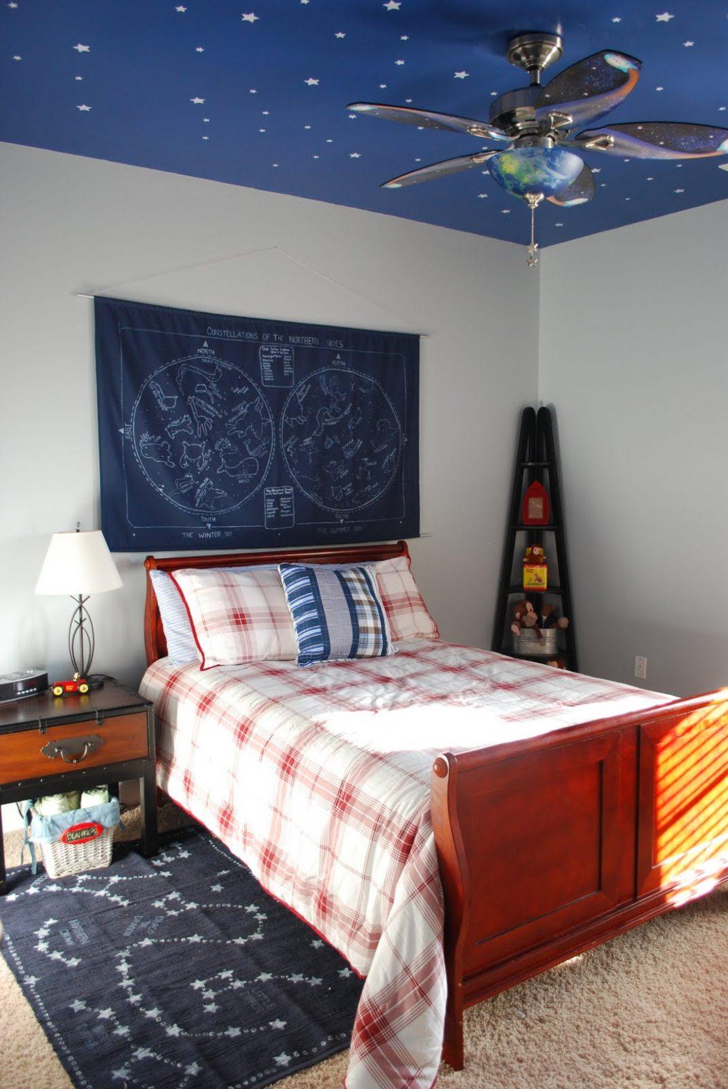 DSC_0019 +25 Marvelous Kids' Rooms Ceiling Designs Ideas