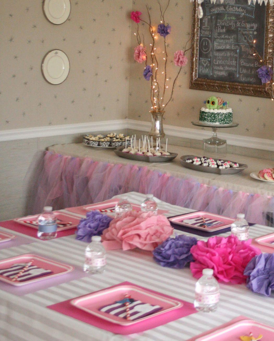 IMG_7054 4 Most Creative Beanie Boo Birthday Party Ideas
