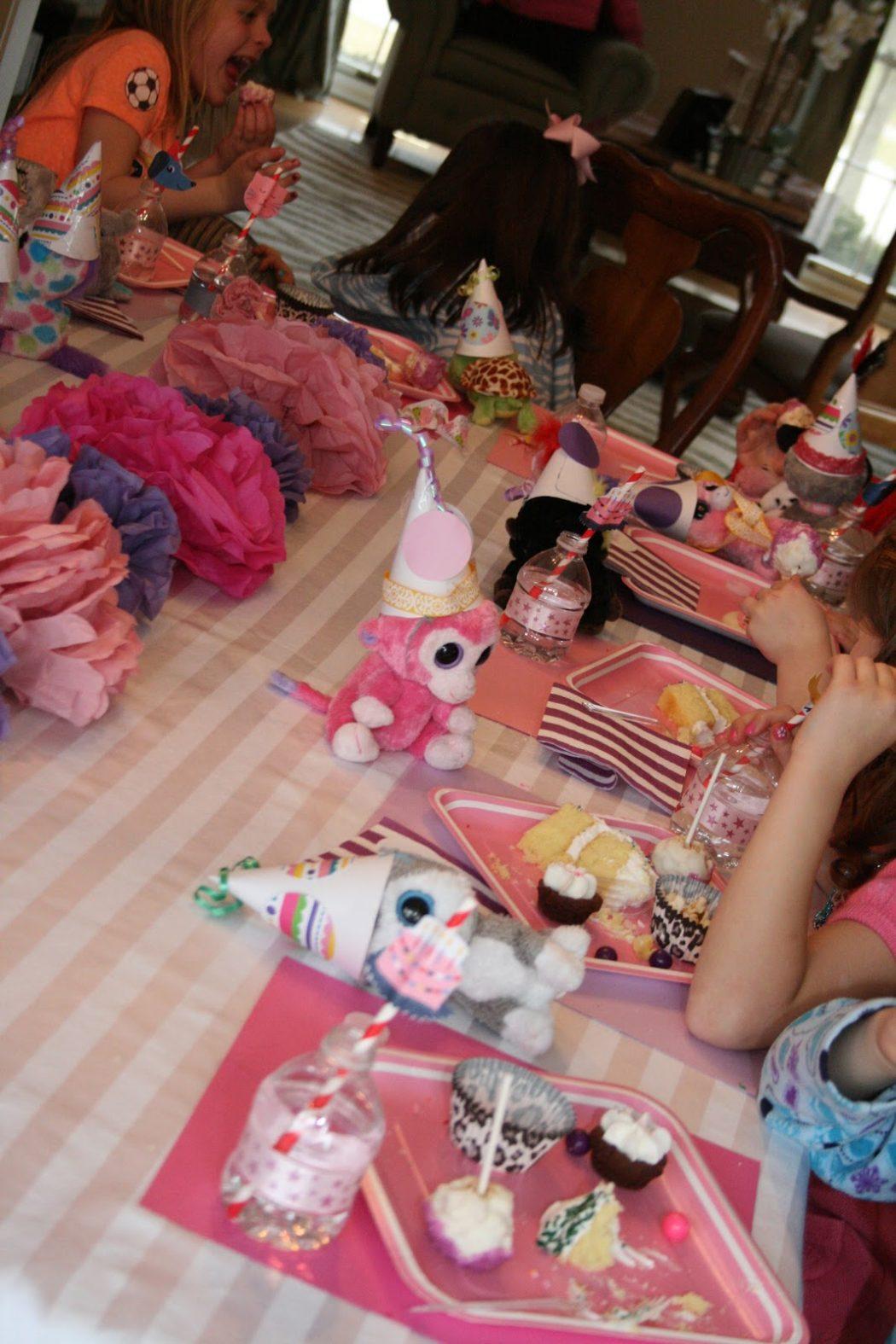 IMG_7174 4 Most Creative Beanie Boo Birthday Party Ideas