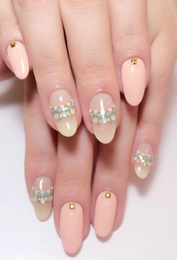 amazing-wedding-nails 50+ Coolest Wedding Nail Design Ideas