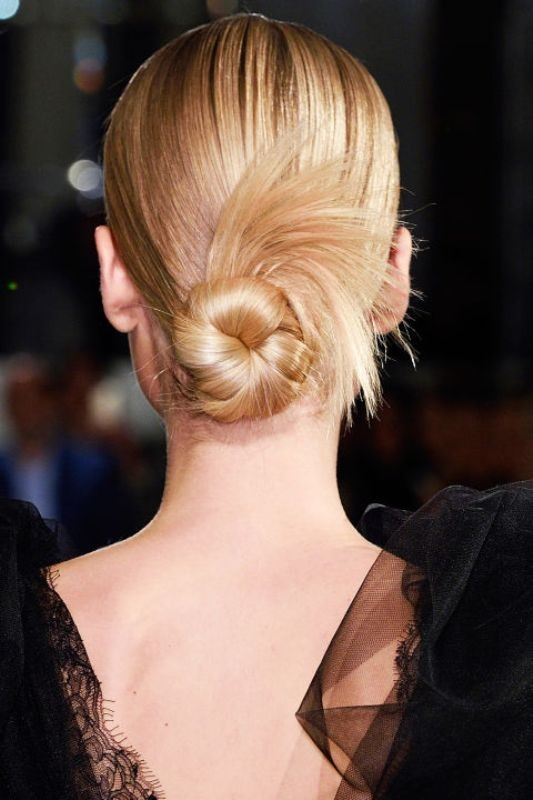 ballerina-buns-1 20+ Hottest Haircuts & Hairstyles for Women in 2020