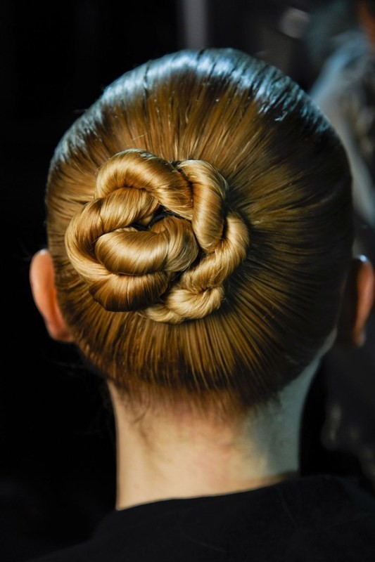 ballerina-buns-2 20+ Hottest Haircuts & Hairstyles for Women in 2018