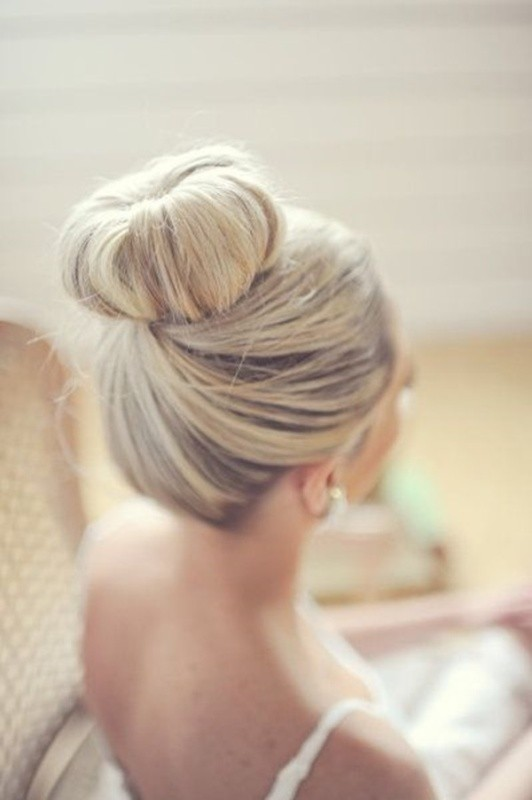ballerina-buns-4 20+ Hottest Haircuts & Hairstyles for Women in 2018